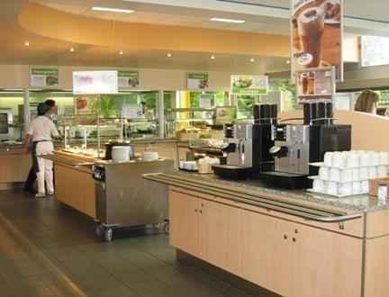 L & D eröffnet neues Mitarbeiterrestaurant in Koblenz