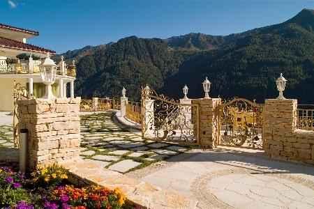 Land-Palais in Südtirol
